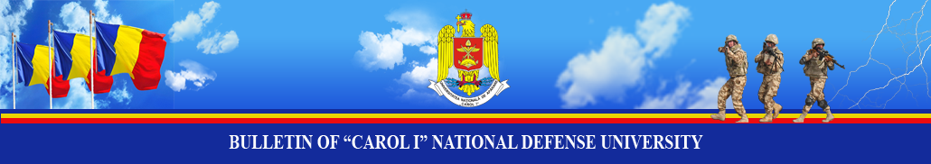 "THE BULLETIN OF ""CAROL I"" NATIONAL DEFENSE UNIVERSITY"